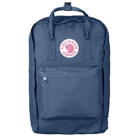 """Fjällräven Kånken Laptop 17"""" Backpack Blue Ridge"""